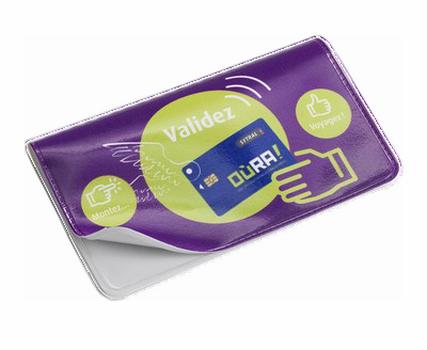 porte carte de transport, protection carte