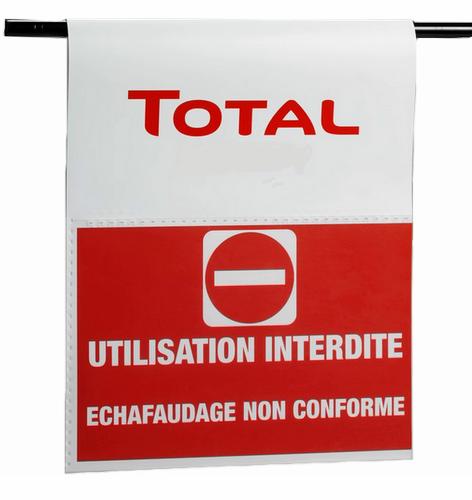 signalisation travaux, panneaux personnalisés